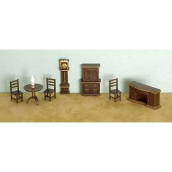 "1/4"" 7 piece Dining Room Set"