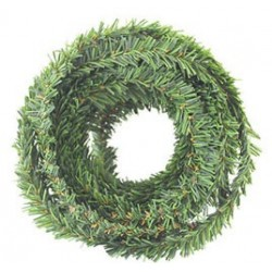 GREEN GARLAND 1/2IN X 25FT