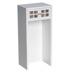 CABINET FOR REFRIDGERATOR, WHITE