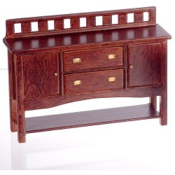 BUFFET, WALNUT