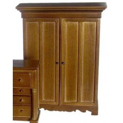 LINCOLN WARDROBE, WALNUT