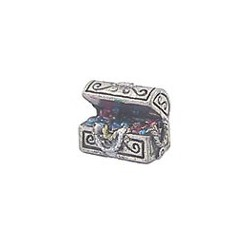 TREASURE CHEST JEWELRY BOX 1PC