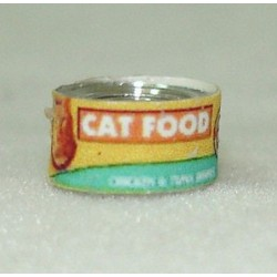 CAT FOOD - CAN