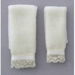 BATH TOWEL SET/2/BEIGE