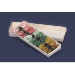 EMBROIDERY THREAD BOX