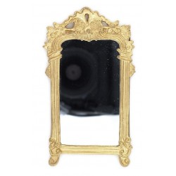 LG MIRROR IN FRAME/GOLD