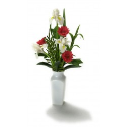 LILY ARRANGEMENT IN VASE