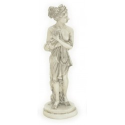 1/2in STATUE OF WOMAN/2