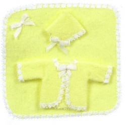 BABY GIFT SET/3/YELLOW