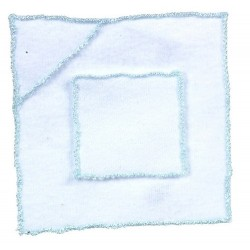 BABY TOWELS/BLUE