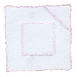 BABY TOWELS/PINK