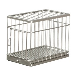 LARGE DOG CAGE/GALVAN/CB