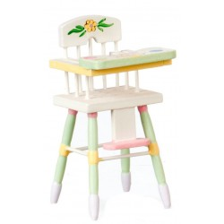 BABY HIGHCHAIR/MULTICOLOR