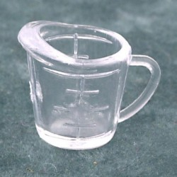 MEASURING CUP/CLEAR