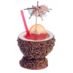 1/2in COCONUT FRUIT PUNCH