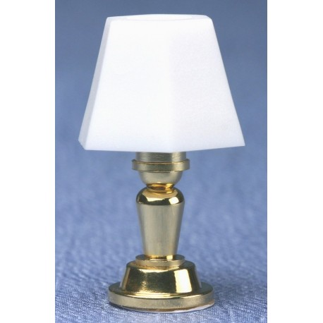 Bedroom table lamp 12v dollhouse miniature lamps for 12v table lamp