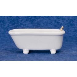 BATHROOM BATHTUB/WHITE