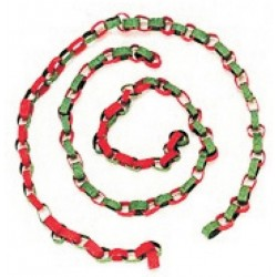 XMAS PAPER CHAIN/12in