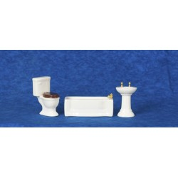 3Pc Modern Bath Set