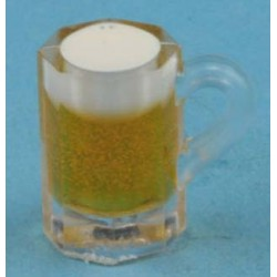 MUG OF BEER-FILLED