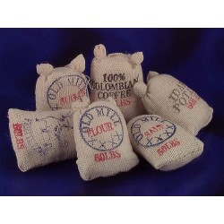 FOOD SACKS, 6/PK