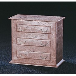 SMALL DRESSER BOX, 3 VOLT
