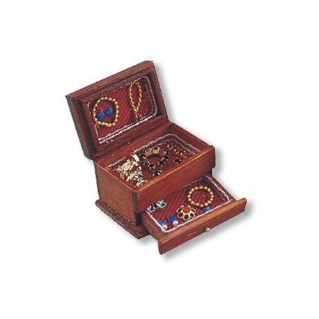 Fancy Jewelry Box Dollhouse Bedroom Accessories Superior