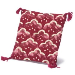 PILLOW/RED