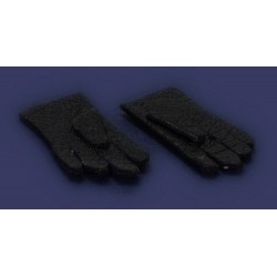GLOVES/1 PAIR/BLACK