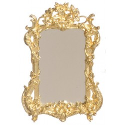 GOLD PLATED MIRROR