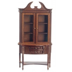 COCKCROFT BOOKCASE/WALNUT