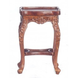 DIJON SIDE TABLE/WALNUT