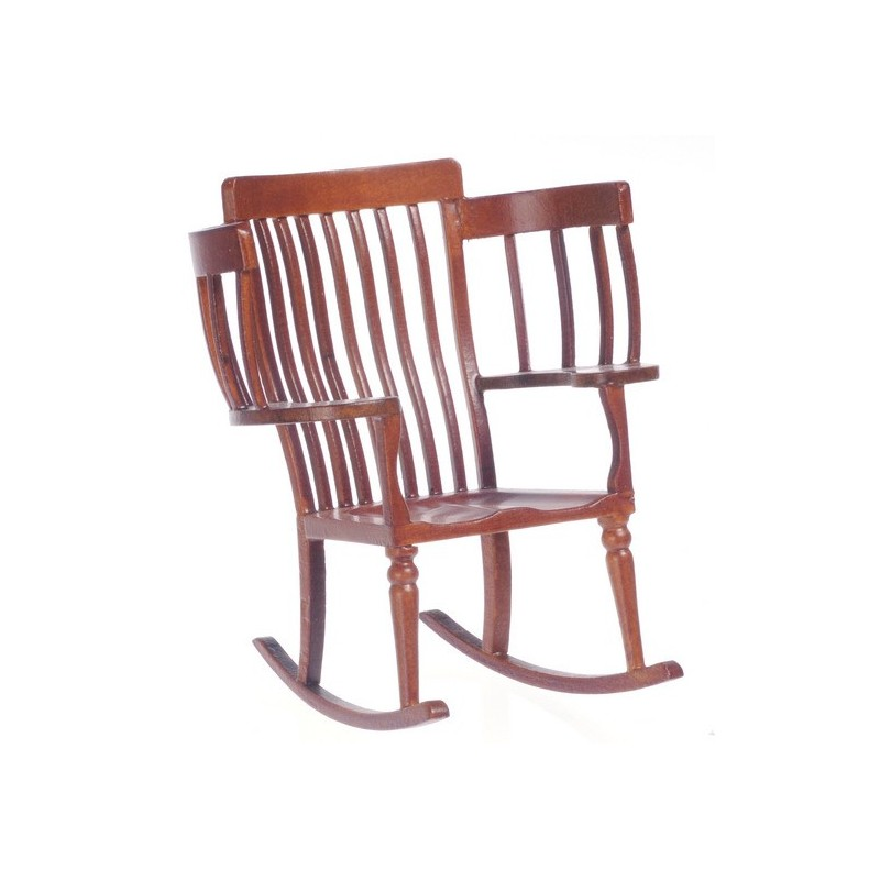 big family rocking chair dollhouse rocking chairs superior dollhouse miniatures. Black Bedroom Furniture Sets. Home Design Ideas