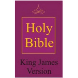 1/2in KING JAMES BIBLE