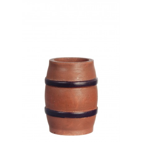 PAINTED MEDIUM BARREL
