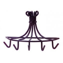 POT HANGER, BLACK