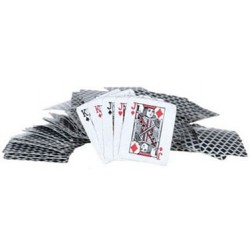 3/4IN PLAYING CARDS
