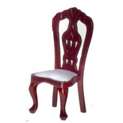 SIDE CHAIR, MAHOGANY