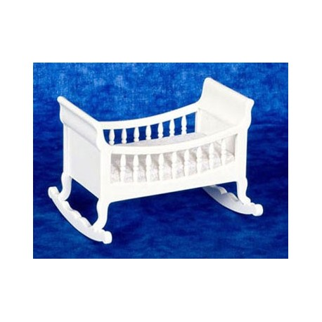 LINCOLN CRADLE, WHITE