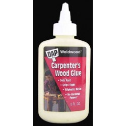 8 OZ WOOD GLUE