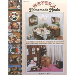 MEYER'S HOMEMADE MEALS BOOK