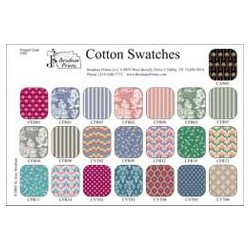 COTTON FABRIC: SWATCH