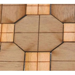 PARQUET KIT: LEMANS WALNUT/CHERRY