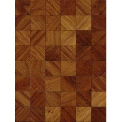 "PARQUET KIT: 1/2"" SCALE EVIAN WALNUT"