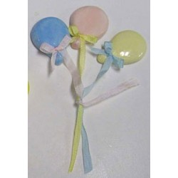 BALLOON WALL HANGING-PASTEL COLORS