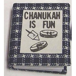 CHANUKAH IS FUN BOOK