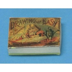 DRAWING MADE EASY, ANTIQUE REPRODUCTION