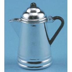 COFFEE POT, SILVER