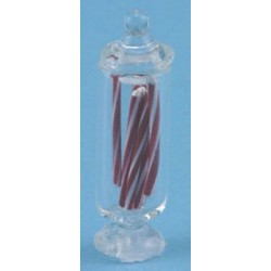 CANDY STICK JAR
