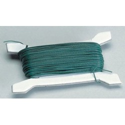 32 GAUGE SINGLE CONDUCTOR GRN WIRE, 50FT
